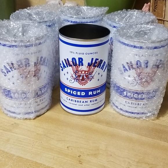 Stubbie Holders SAILOR JERRY set of 2 Stubby Holders Brand New